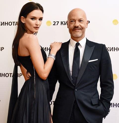 Федор Бондарчук расстался с Паулиной Андреевой
