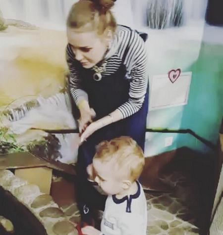 Солистка «НеАнгелов» снова беременна
