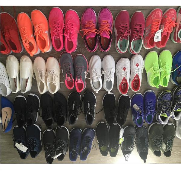 Лена Ленина купила 30 пар кроссовок