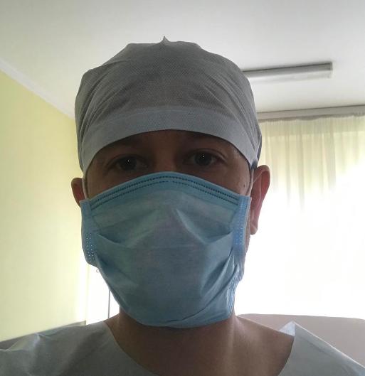 Дмитрий Ступка стал отцом