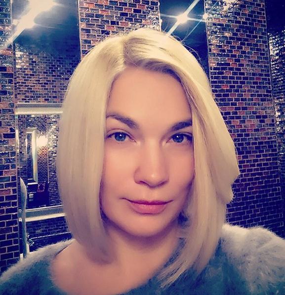 Юлия Костюшкина сменила имидж