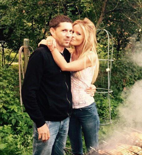 Новый муж обокрал Дану Борисову