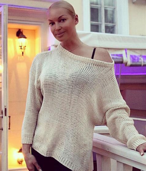 Анастасия Волочкова перестаралась с пластикой