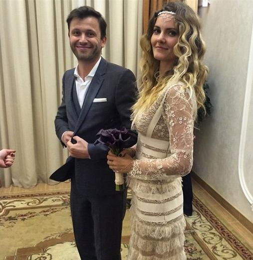 Екатерина Мухина рассталась с мужем