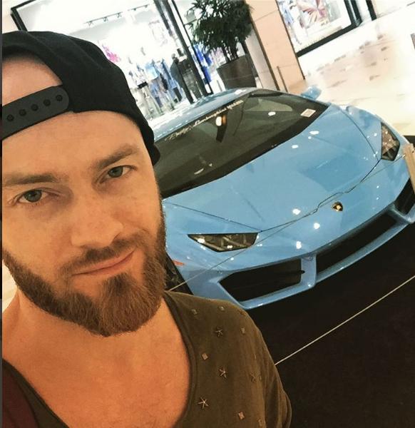 Влад Яма выбрал авто за 200 000 долларов