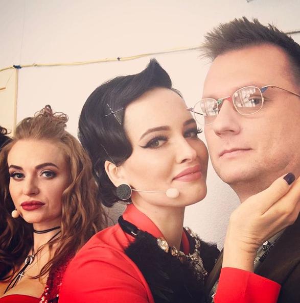 Даша Астафьева опозорила солистку «НеАнгелов»