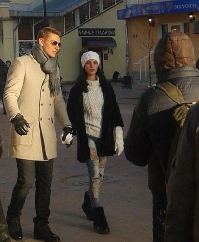 Воробьев на проекте познакомится с родителями модели «ню»