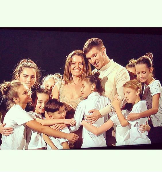 Наталья Могилевская стала победительницей «Танцев со звездами»