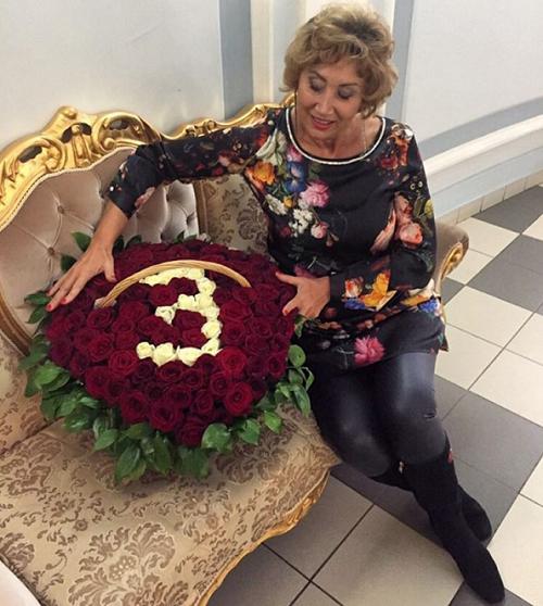 Лариса Копенкина намекнула на нового возлюбленного