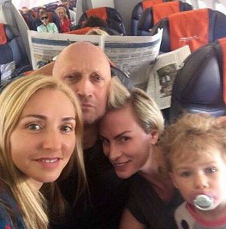 Гоша Куценко в третий раз станет отцом