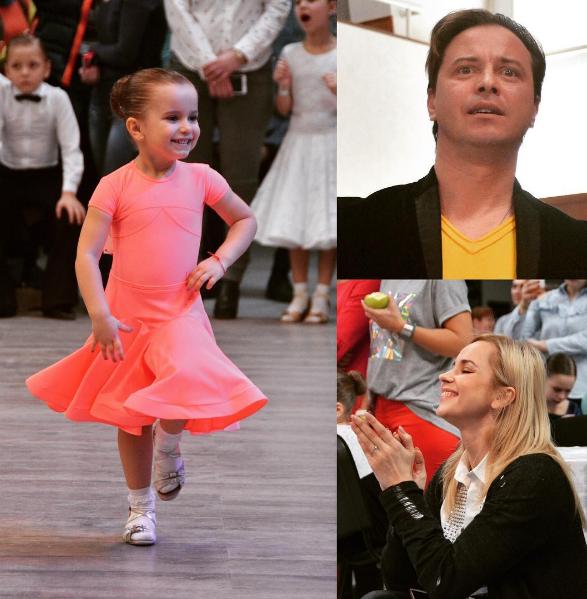Дочь Лилии Ребрик завоевала золото