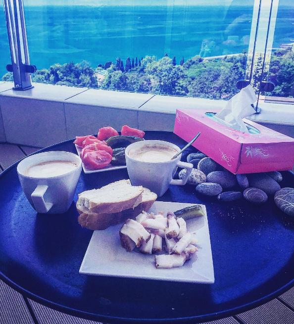 Татьяна Навка показала свой необычный завтрак