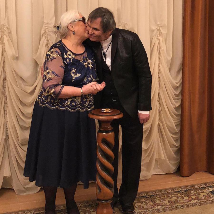 Алибасов женился на Шукшиной
