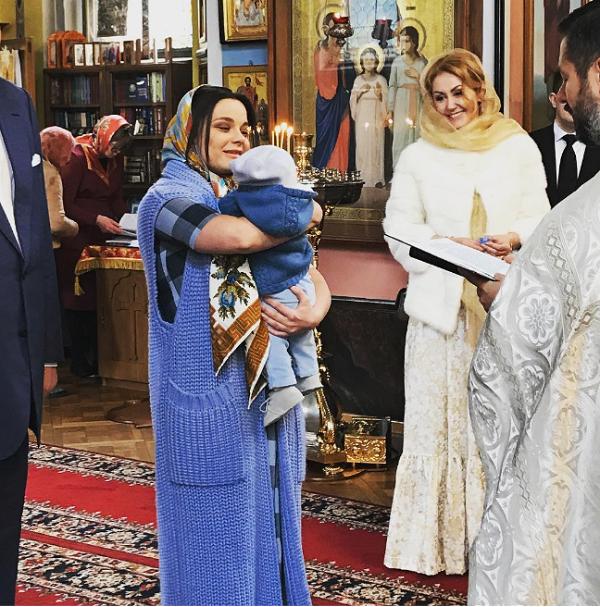 Наташа Королева стала мамой