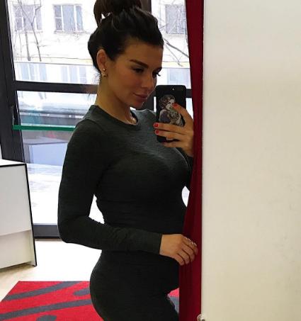 Анна Седокова рассекретила пол ребенка