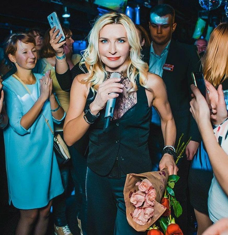 Татьяна Овсиенко уродует себя пластикой
