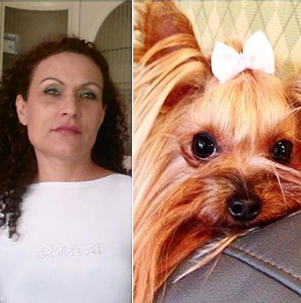 Аферистка украла и продала собаку Евгении Власовой