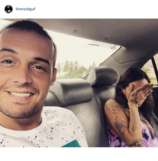 Рэпер Гуф показал свою девушку, копию Айзы