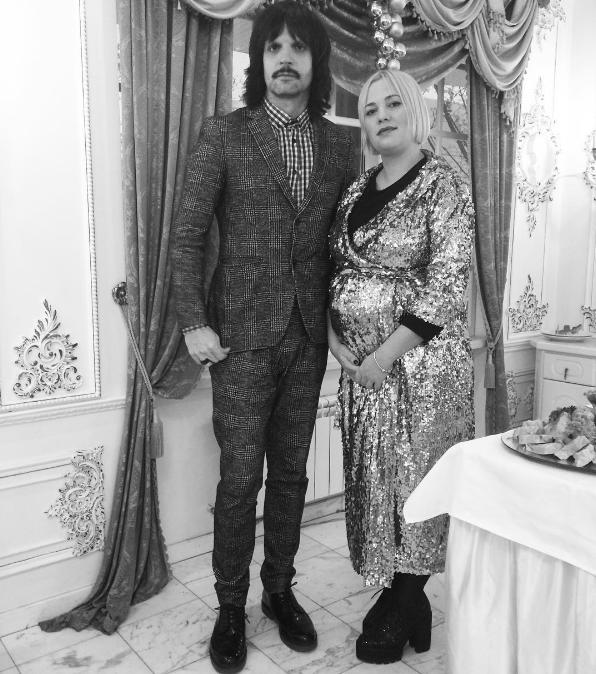 Алексей Гладушевкий заинтриговал поклонников