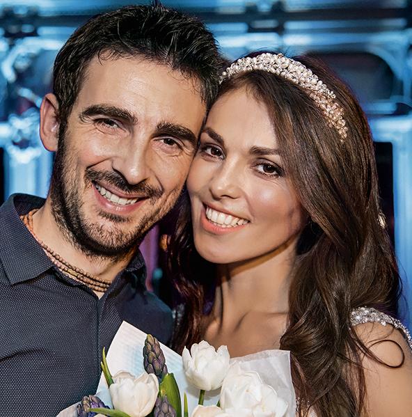Видео со свадьбы Сати Казановой