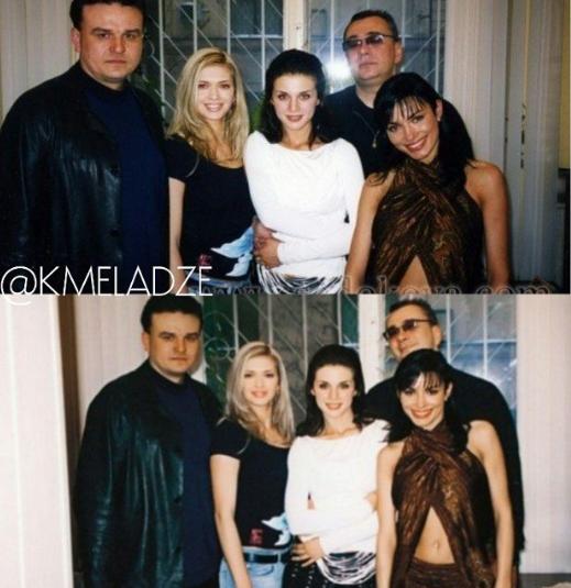 Меладзе показал раритетные фото