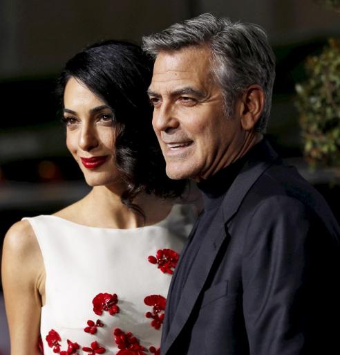 Джордж Клуни стал отцом