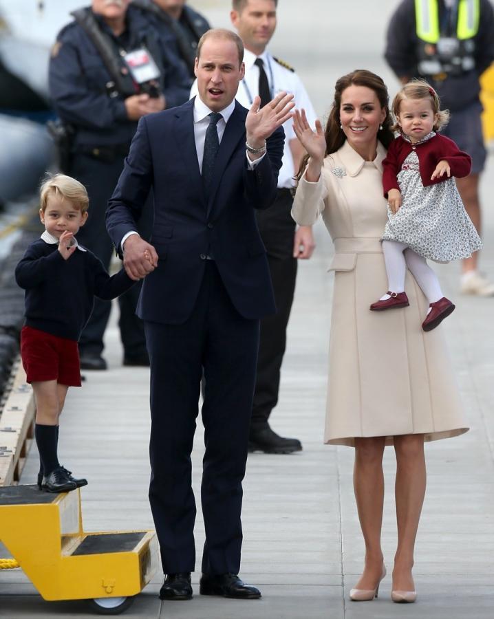 Кейт Мидлтон ждет третьего ребенка