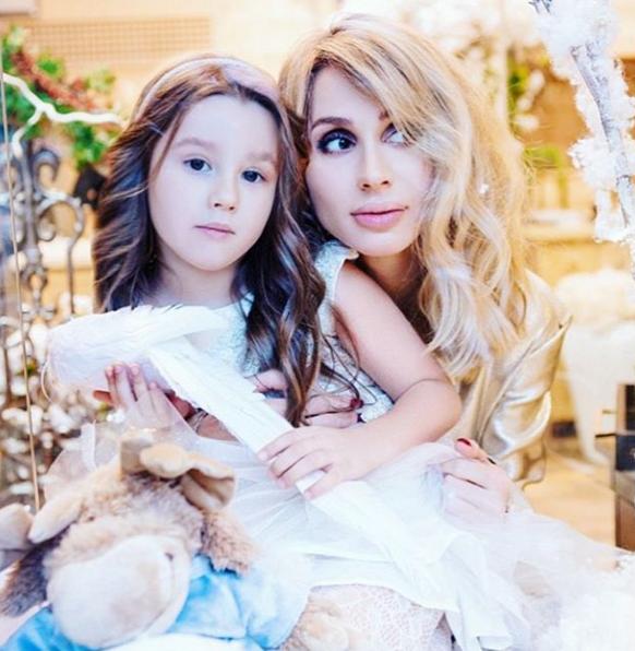 Светлана Лобода показала дочь