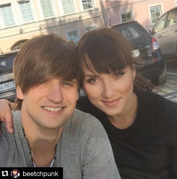Дмитрий Колдун во второй раз стал отцом