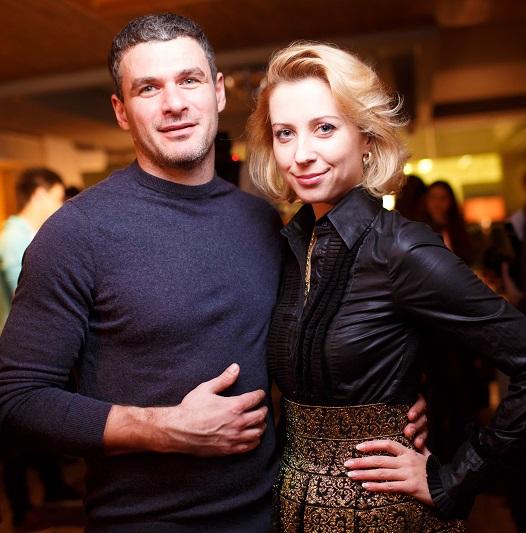 Тоня Матвиенко родила