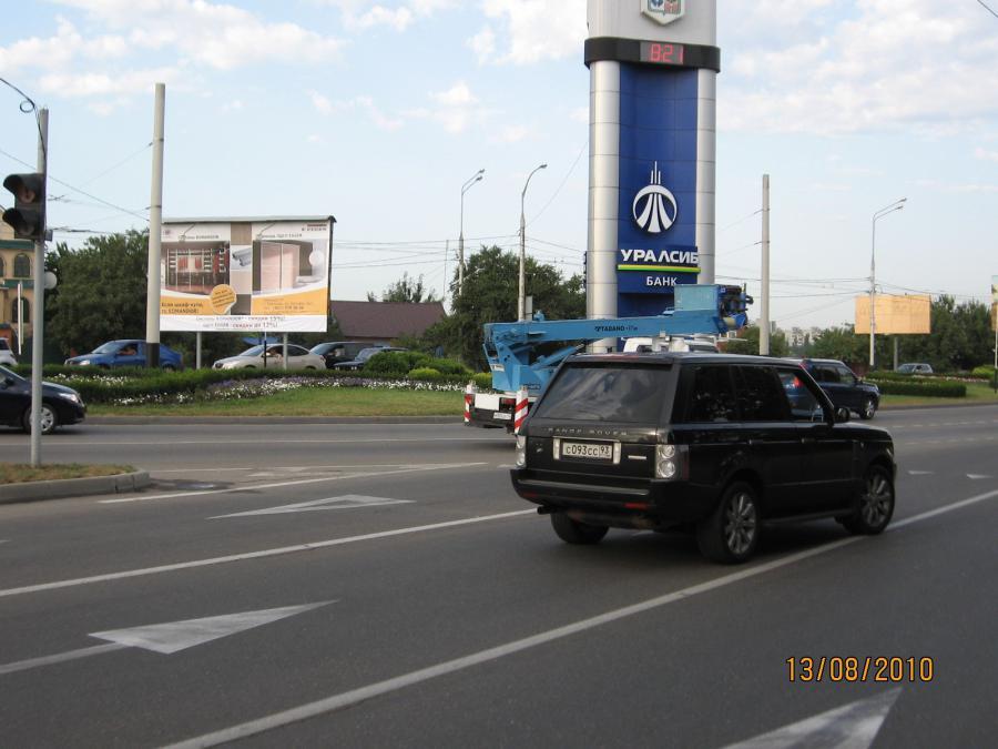 Аренда билбордов - где арендовать билборд в Краснодаре?