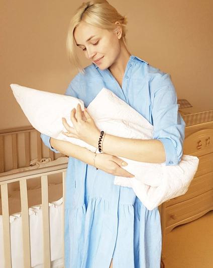 Выяснился пол ребенка Полины Гагариной