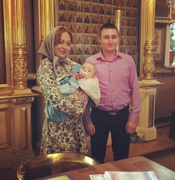 Виктория Тарасова стала мамой
