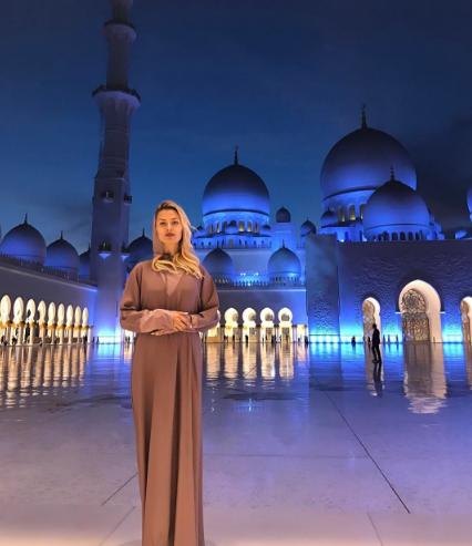 Виктория Боня хочет принять ислам
