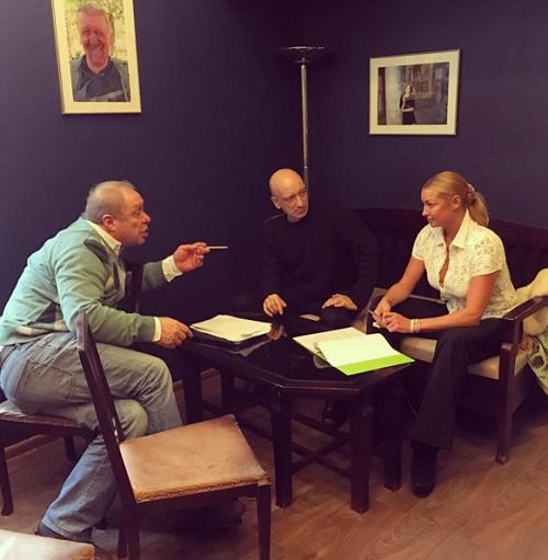 Волочковой предложили роль в драмтеатре