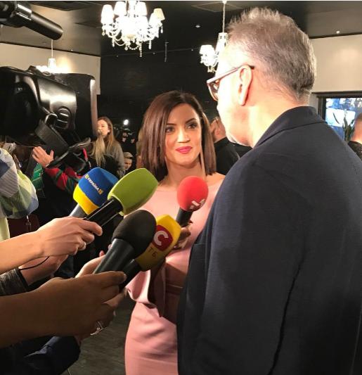 Изменился судейский состав полуфинала Евровидения в Украине