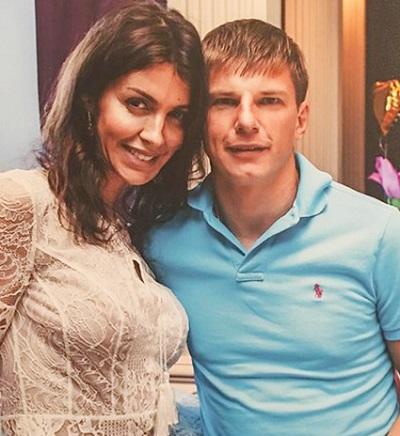 Андрей Аршавин в четвертый раз стал отцом