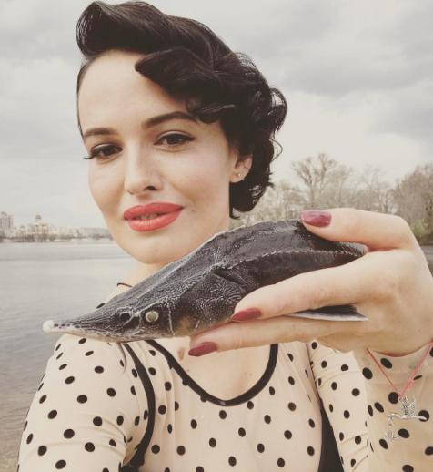 Солистка «NikitA» Даша Астафьева беременна
