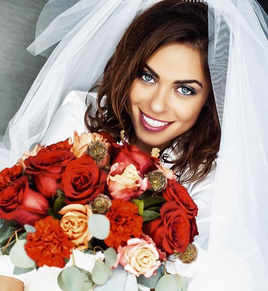 Финалистка «Холостяка» вышла замуж