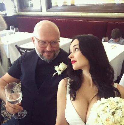 Звезда «Холостяка» в третий раз вышла замуж
