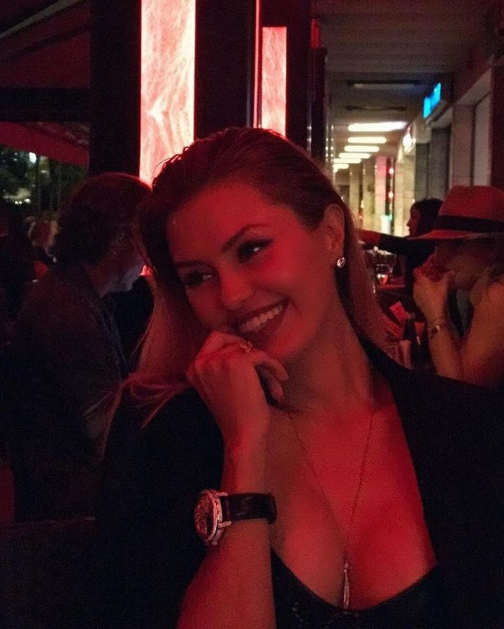 Виктория Боня поставила имланты в грудь