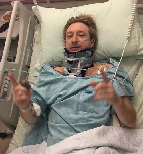 Плющенко перенес операцию