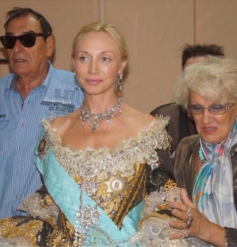 Кристина Орбакайте показала кадр с «Виват Гардемарины»