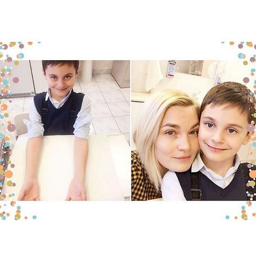 Сын Стаса Костюшкина попал в больницу