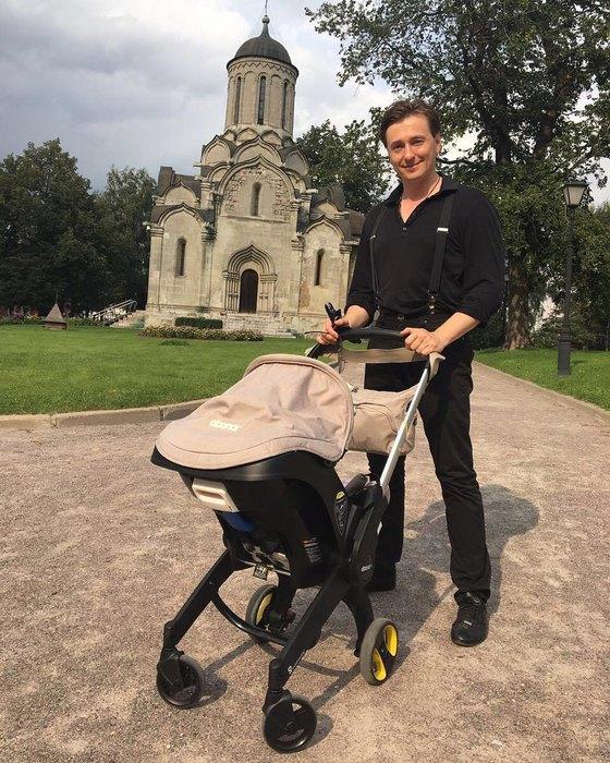 У Сергея Безрукова будет четвертый ребенок