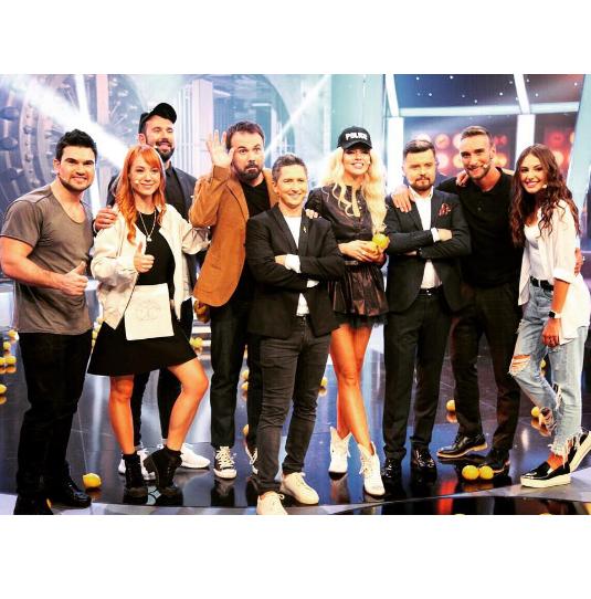 Иракли и Алена Лесик приняли участие в шоу «Звезды под гипнозом»