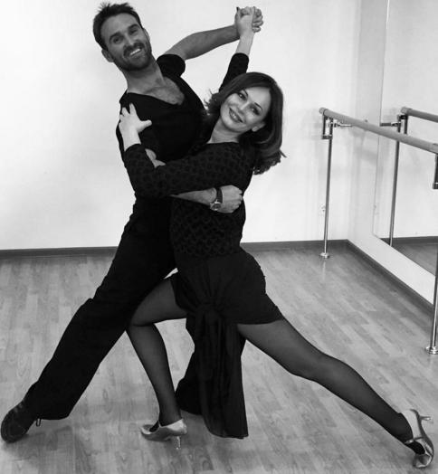 Ирина Безрукова стала участницей «Танцев со звездами»
