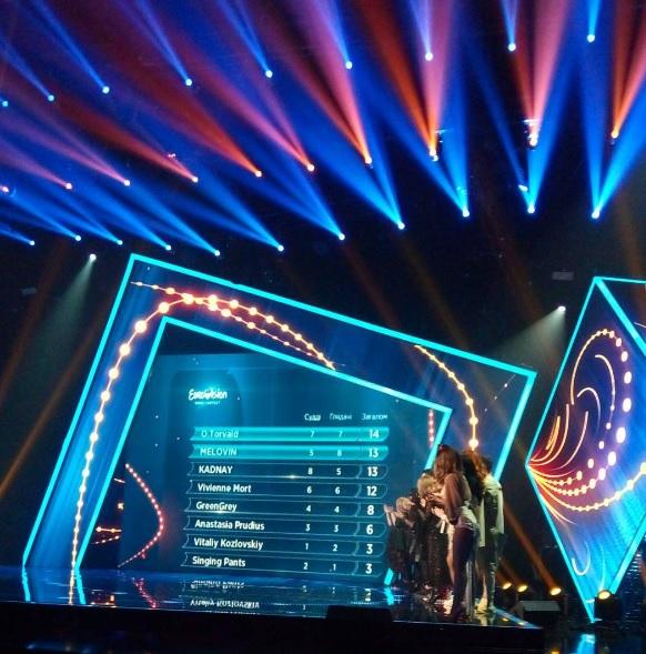 Определилась очередная пара финалистов нацотбора «Евровидения»