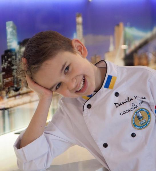 Финалист «Мастер Шеф Дети» стал младшим участником кулинарной ассоциации