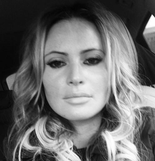 Дана Борисова пытается заслужить прощение мужа